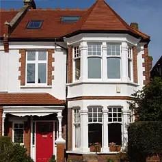 Victorian Era House Glass Windows Designs