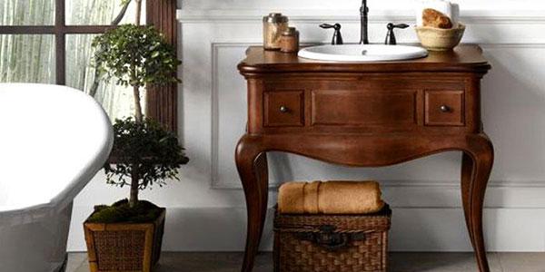 Antique Style Bathroom Vanities Photos Victoriana Magazine