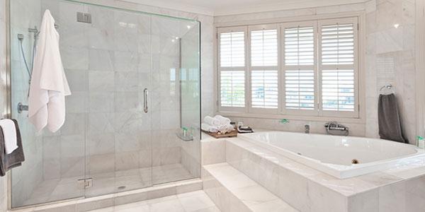 bathroom showers - ideas, styles, tile designs (photo gallery)