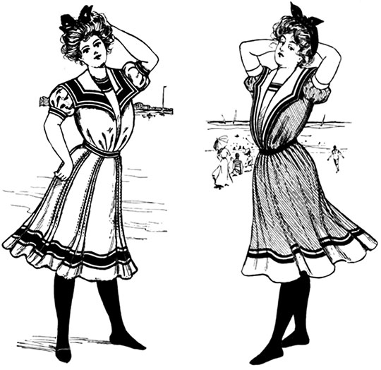 Victorian Bathing Suits (PHOTOS)