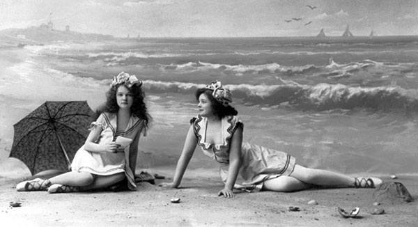 Victorian Bathing Suits