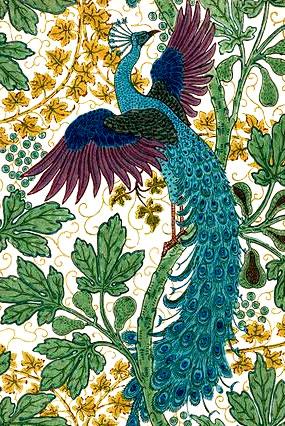 Walter Crane Wallpaper Designs PICTURES