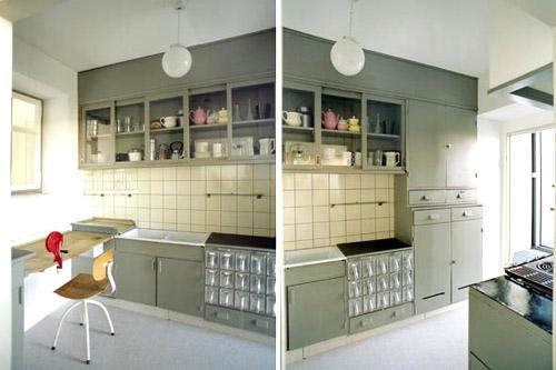 Kitchen Designs For A Vintage Kitchen PICTURES