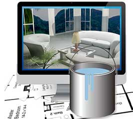 Interior Design Software And Virtual Room Painter Home