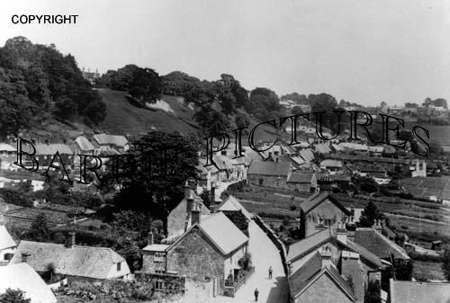 Shaftesbury, St James c1900