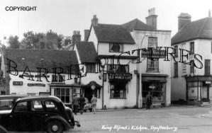 Shaftesbury, King Alfreds Kitchen c1950