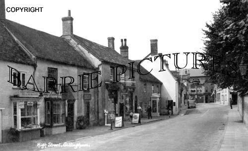 Gillingham, c1950