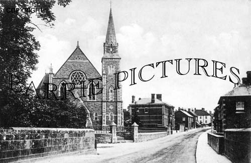Gillingham, High Street c1920