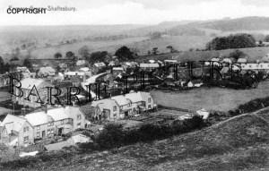 Shaftesbury, Enmore Green c1900