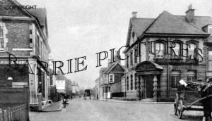Gillingham, High Street c1905