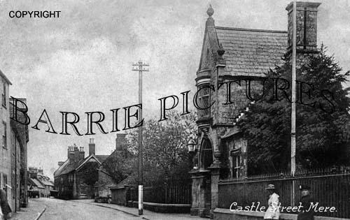 Mere, Castle Street c1900