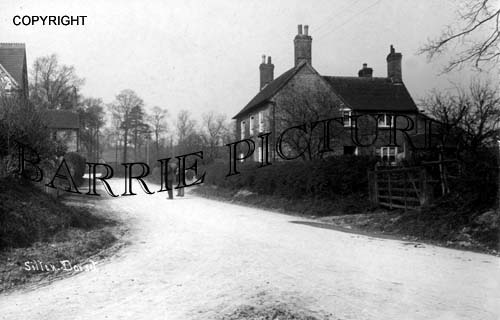 Silton, Village c1910