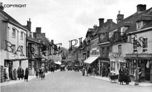 Blandford, Salisbury Street c1940