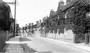 Milborne Port, c1930