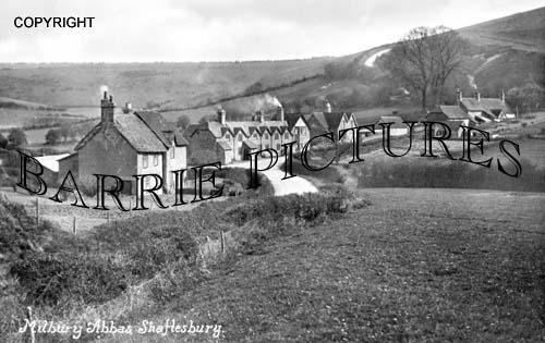 Melbury Abbas, Village c1930
