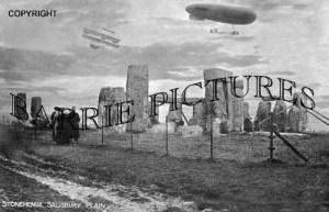 Stonehenge, c1910