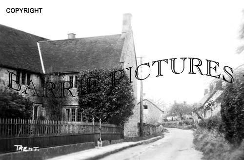Trent, Village c1905