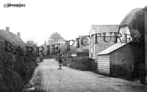 Motcombe, Village c1900