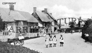 Child Okeford, Village 1904