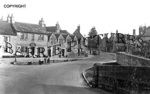 Lacock, Village c1945