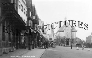 Marlborough, Town Hall c1945