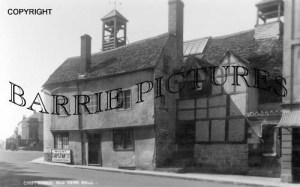 Chippenham, Old Town Hall c1945