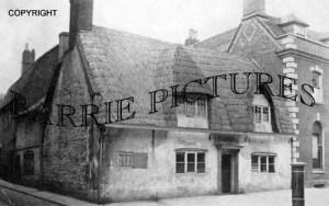 Poole, Ancient House c1905