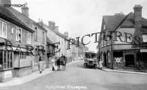 Stalbridge, High Street c1926