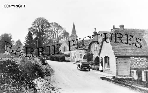 Compton Abbas, Village c1930