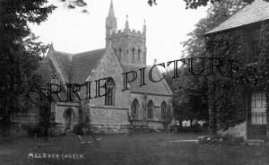 Melbury Abbas, Church c1900