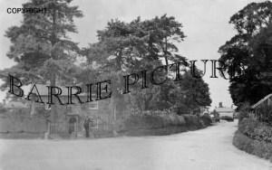 Motcombe, Village c1902