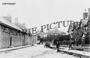 Abbotsbury, Village c1900