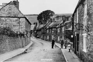 Abbotsbury, Village c1910
