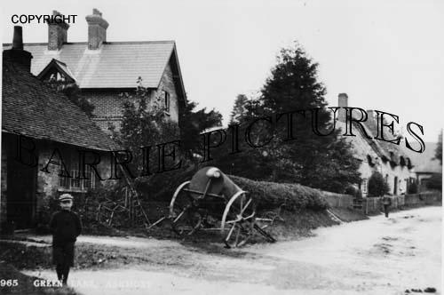 Ashmore, Green Lane c1900