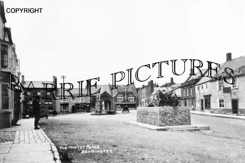 Beaminster, The Market Place c1930