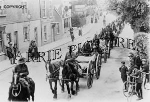 Blandford, c1918