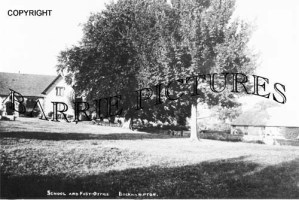 Bockhampton, School and Post Office c1900