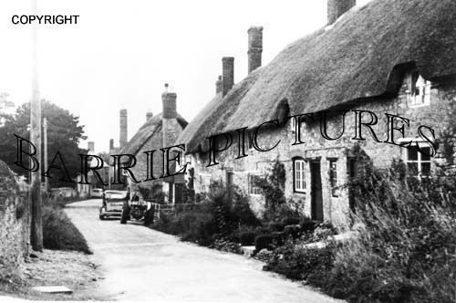 Bradford Abbas, Village c1945