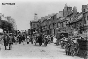 Bridport, High Street c1910
