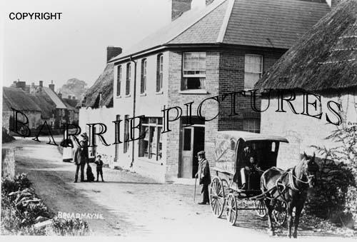 Broadmayne, Village c1900