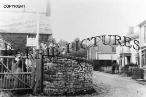 Buckhorn Weston, Village c1900