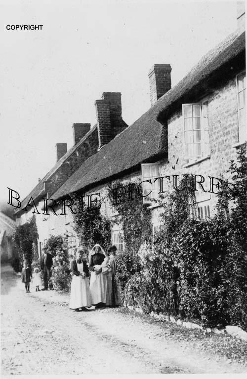 Burton Bradstock, Village c1900