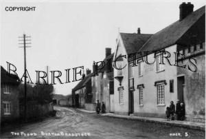 Burton Bradstock, The Pound c1910