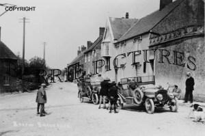 Burton Bradstock, Village c1920