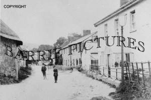 Cattistock, Village c1900