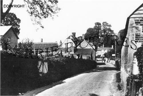Child Okeford, Village c1915