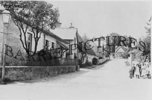 Durweston, Village c1900