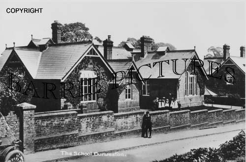 Durweston, The School c1910