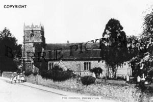 Durweston, The Church c1900