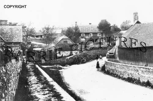 Fontmell Magna, Village c1900